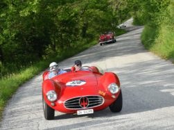 Saturday 19 May: the Mille Miglia at the Alfa Romeo Museum