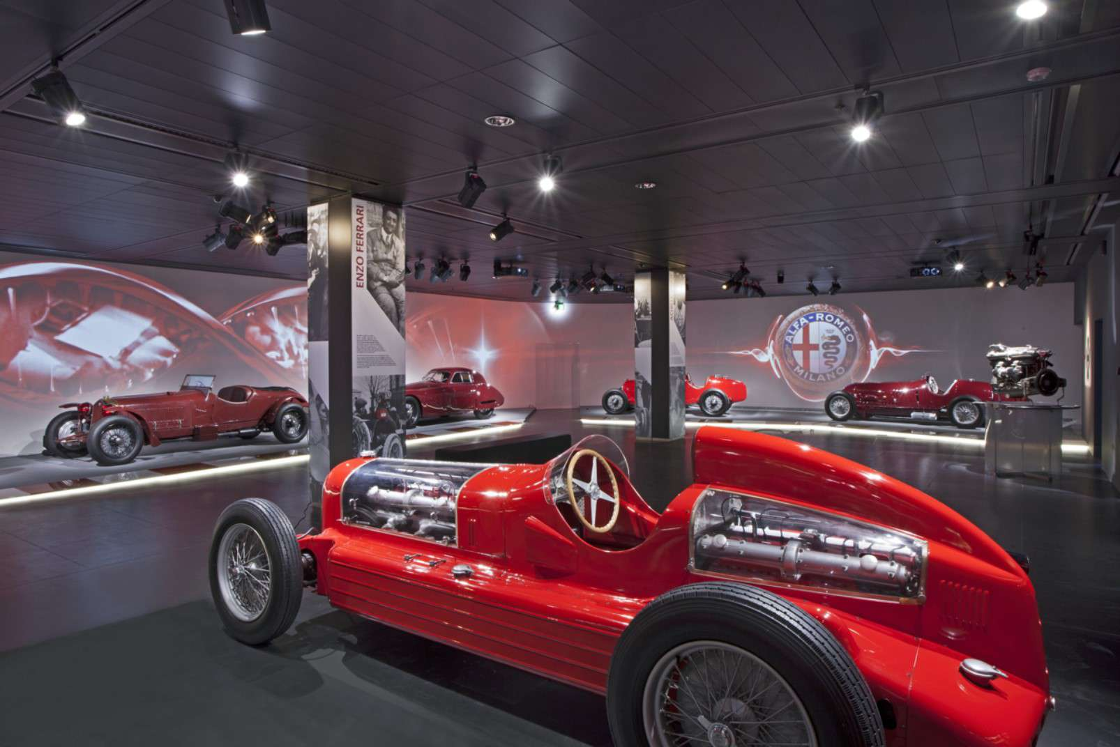 Museo Storico Alfa Romeo, Arese