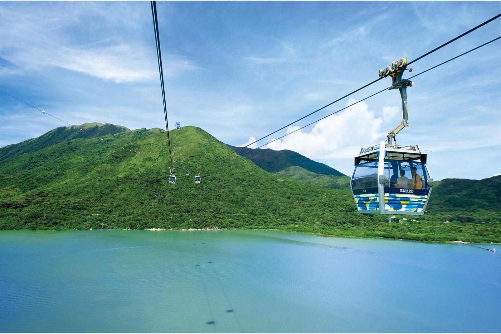 Lantau Island Ngong Ping Hong Kong