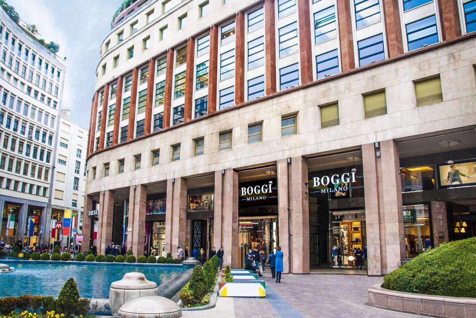 Boggi Milano store San Babila Milano
