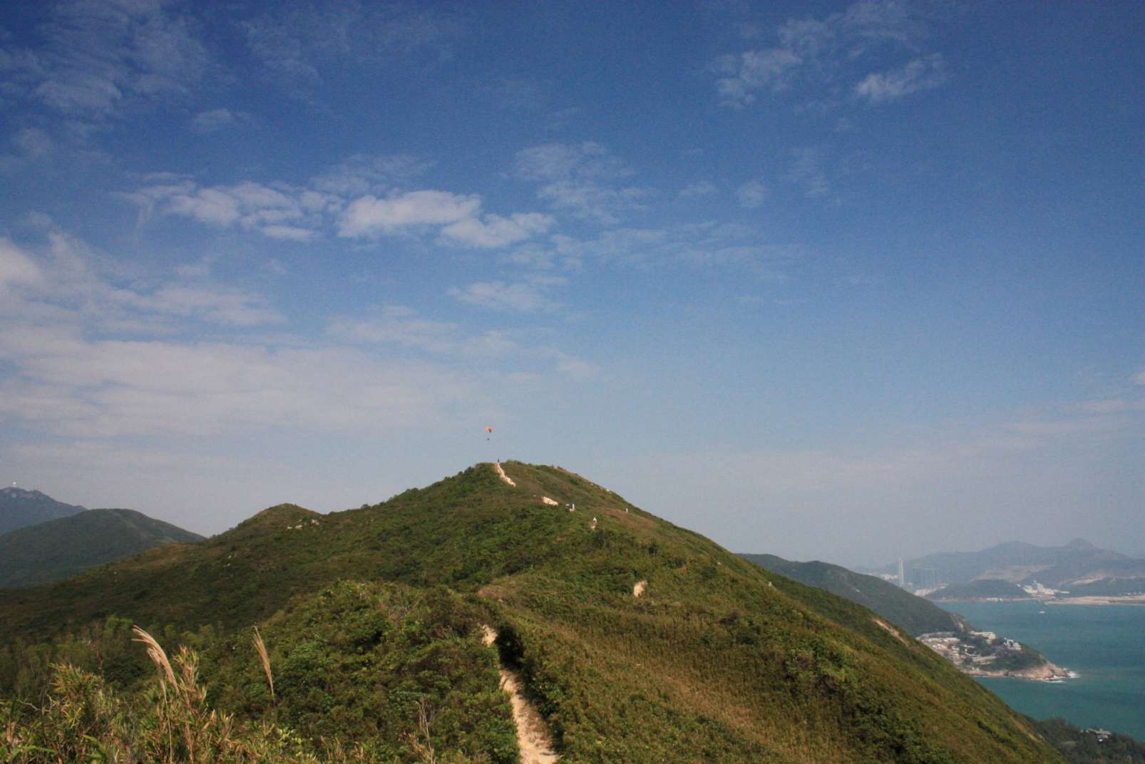 Dragons Back Trail Hong Kong