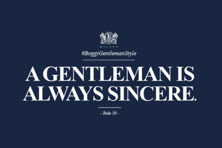 Boggi Milano Rule