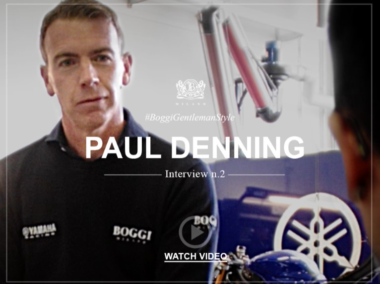 Paul Denning interview