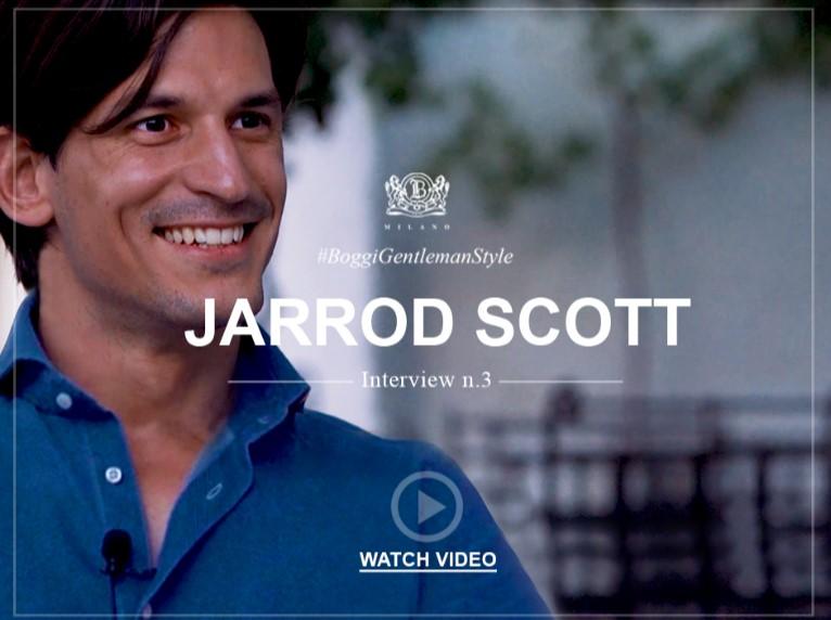 Jarrod Scott interview