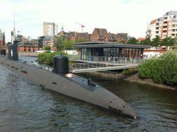 U-Bootmuseum Hamburg U434