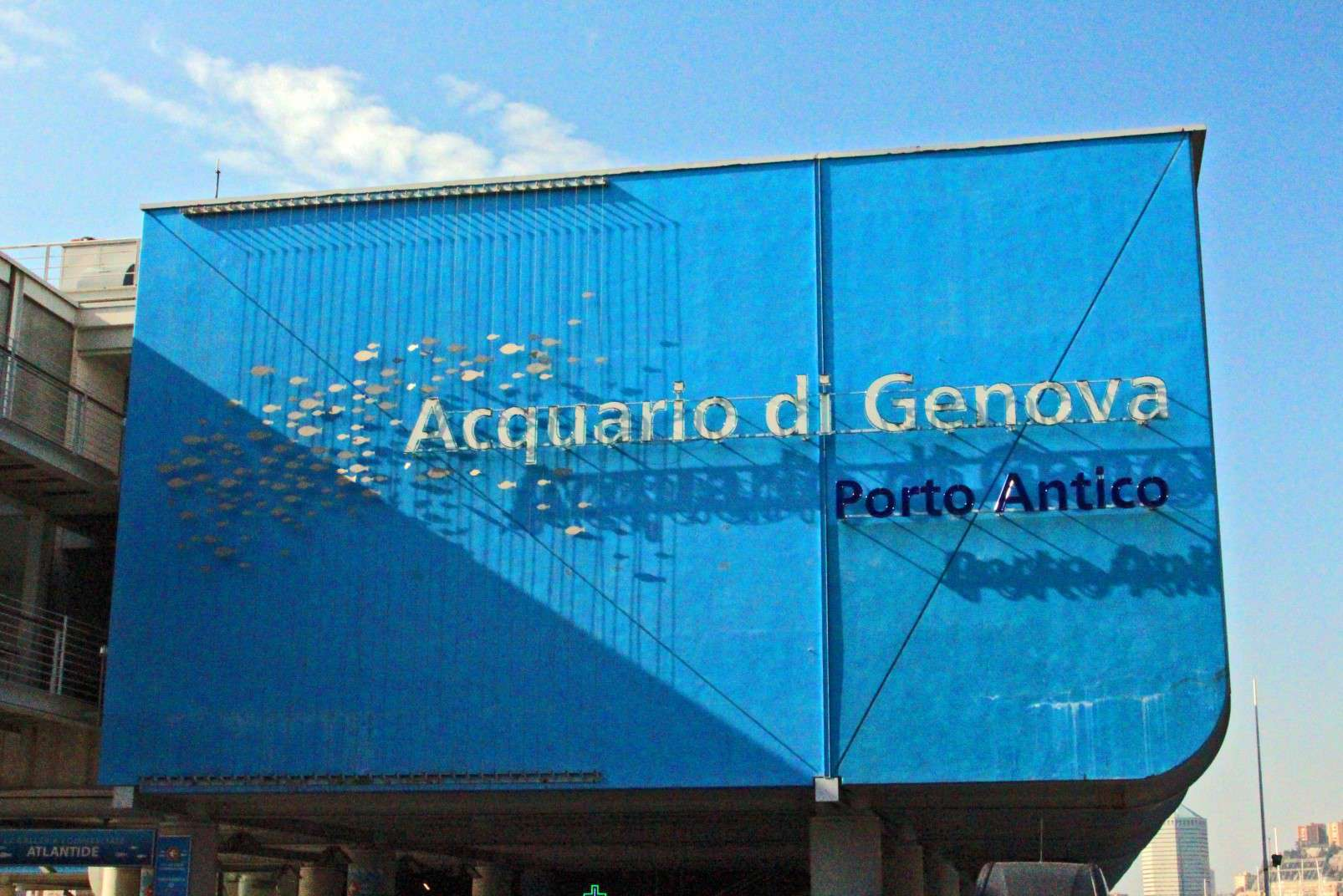 Acquario di Genova, photo courtesy of Marika Bortolami/flickr.com