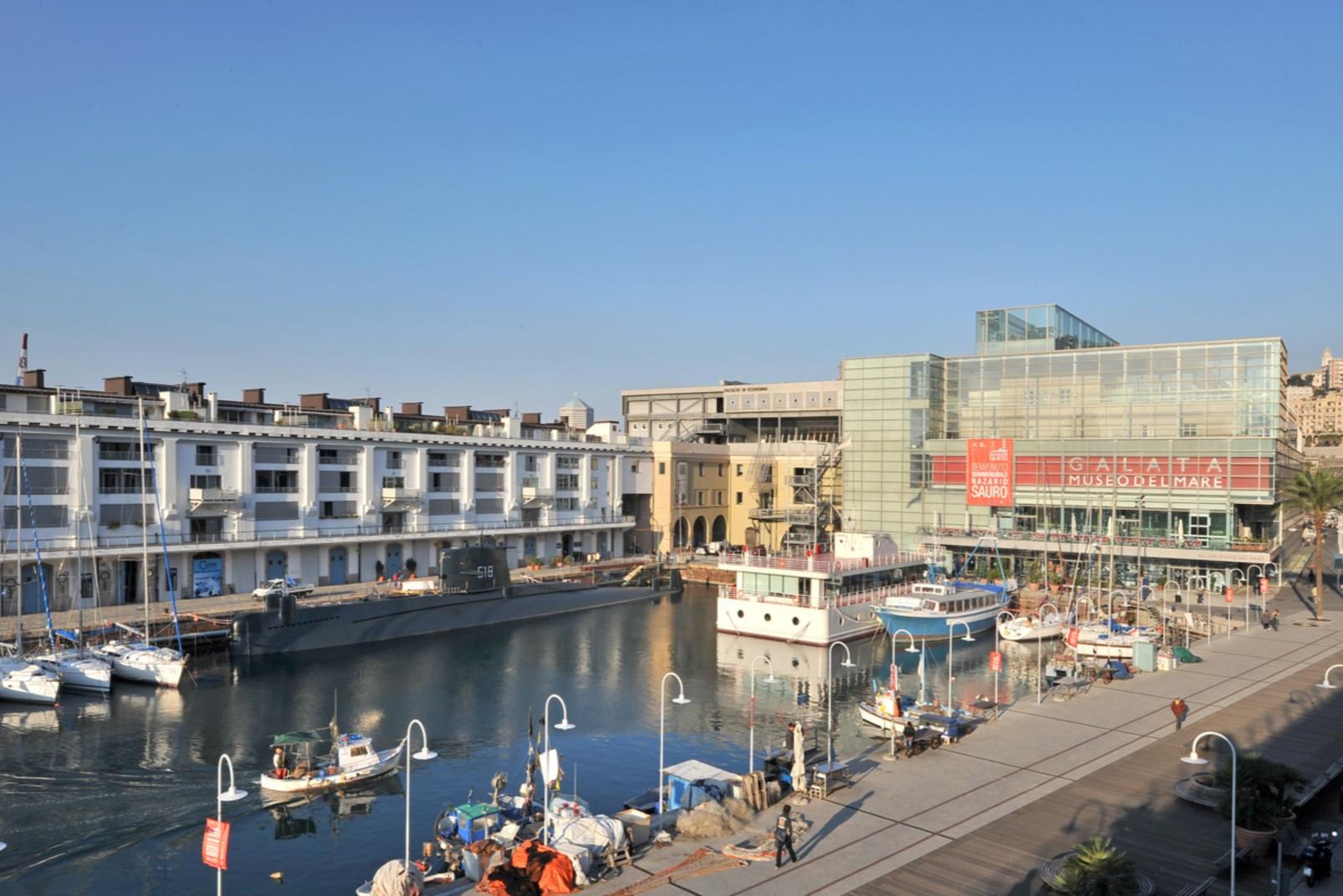 Galata Museo del Mare, Genova