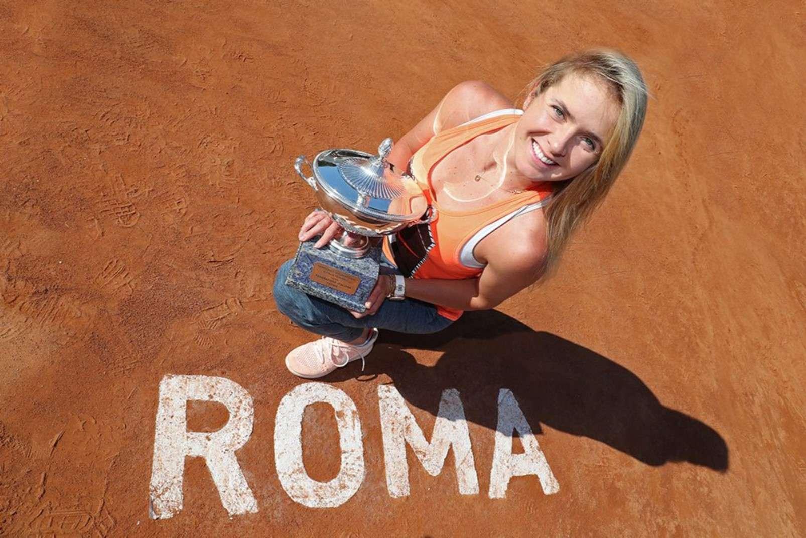Elina Svitolina, foto di Giampiero Sposito, gentilmente fornita da internazionalibnlditalia.com