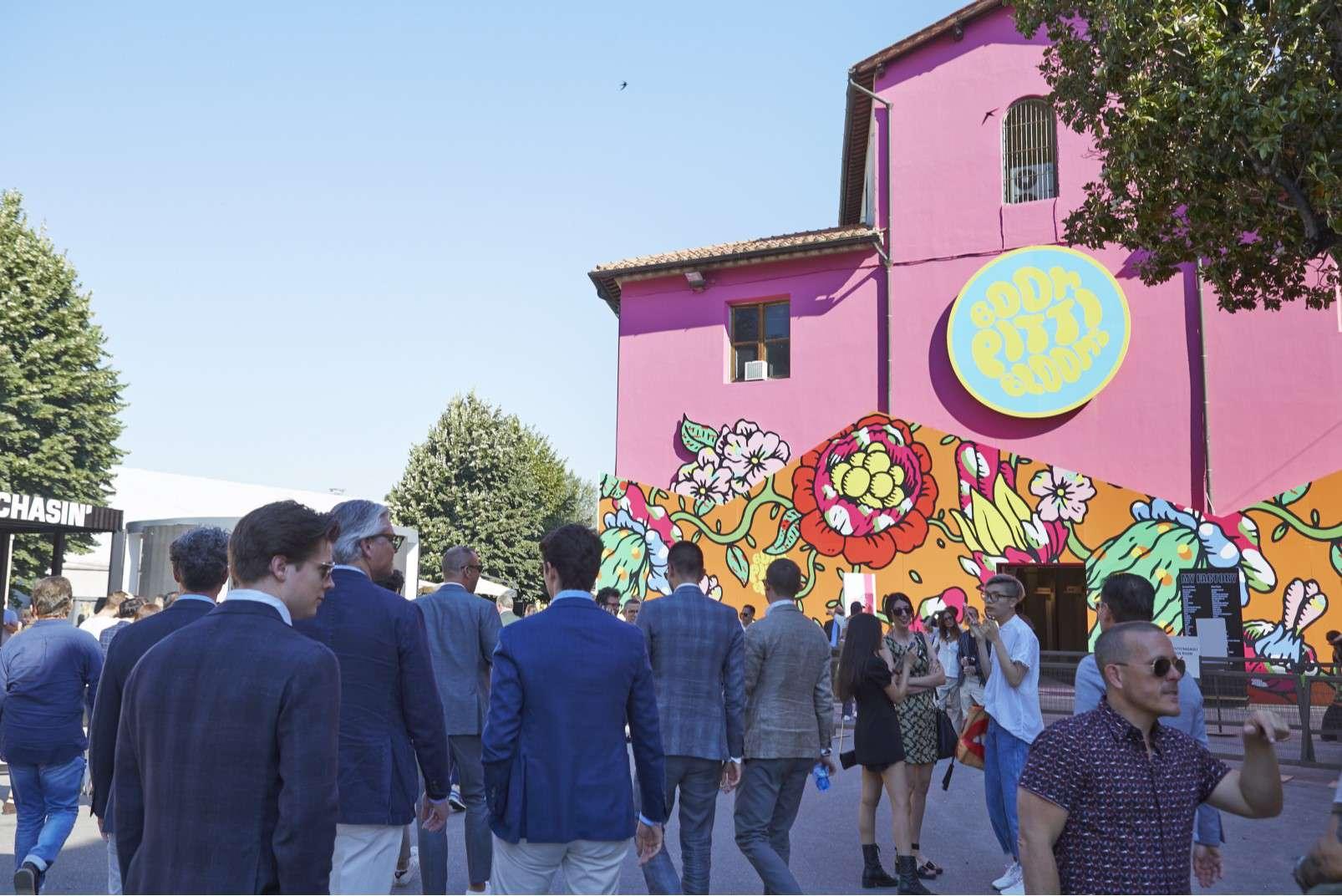 Pitti Immagine Uomo, 12-15 June 2018