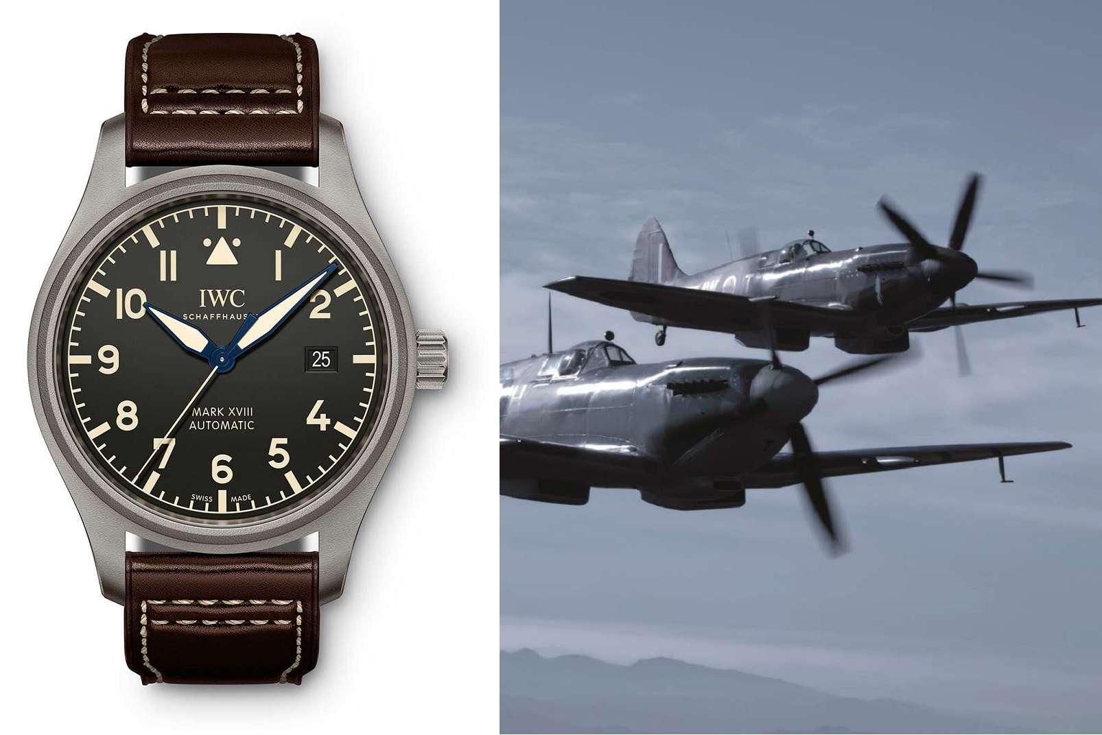 IWC Schaffhausen Pilot's Watch Mark XVIII Heritage IW327006