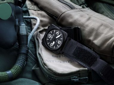 Bell & Ross BR 01-92 Carbon