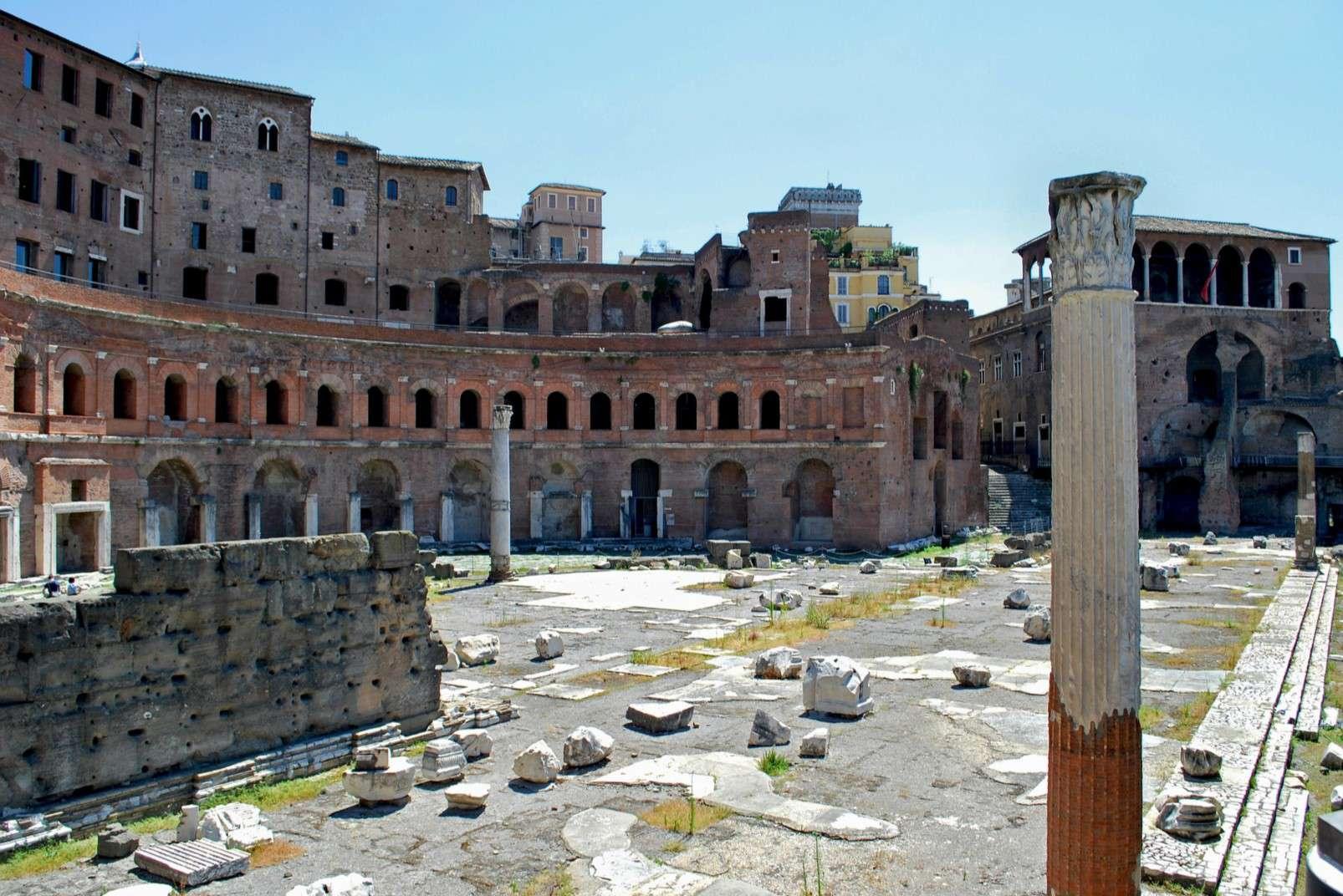 Mercati di Traiano, Roma