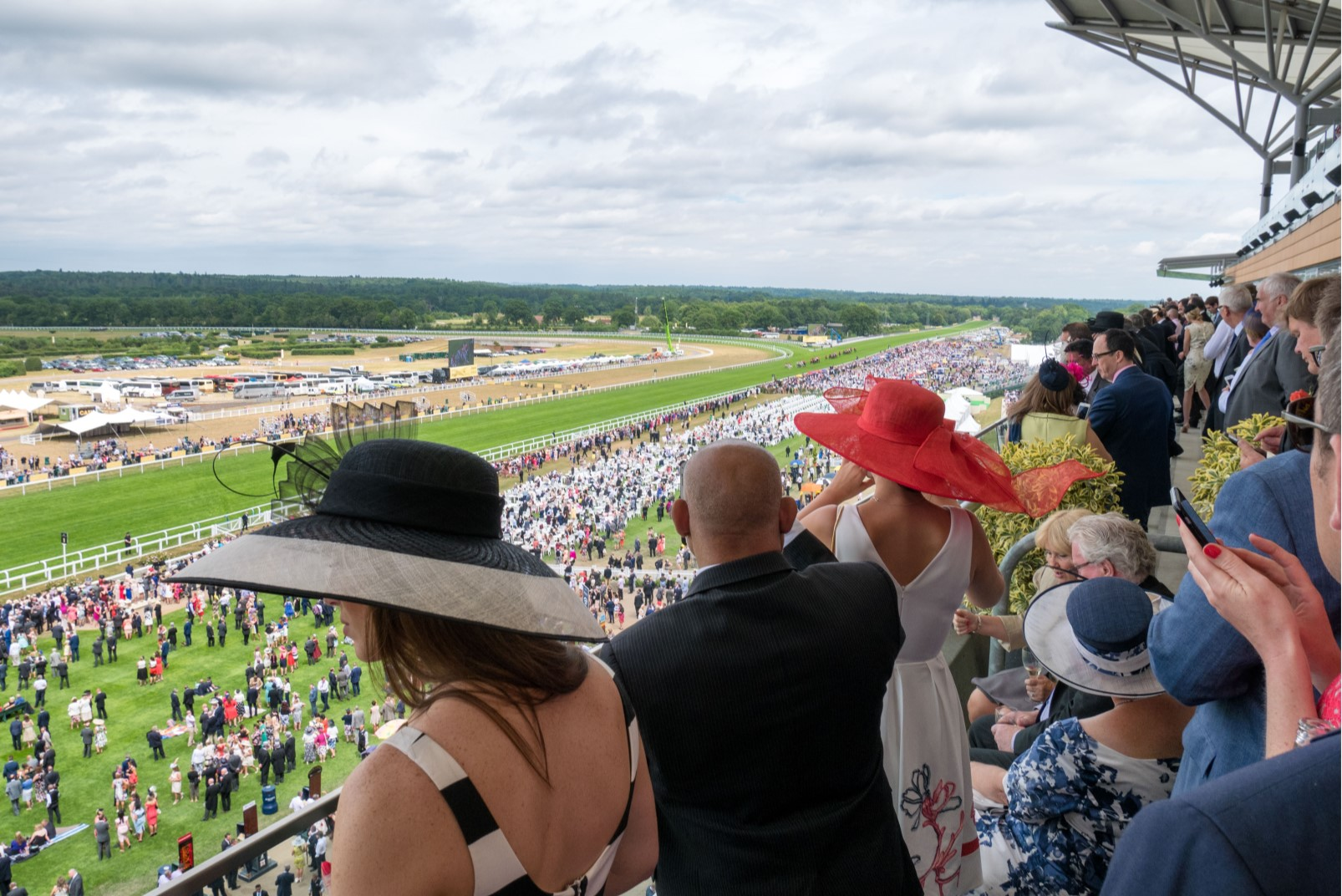 Royal Ascot 2015, photo courtesy of ReflectedSerendipity/flickr.com