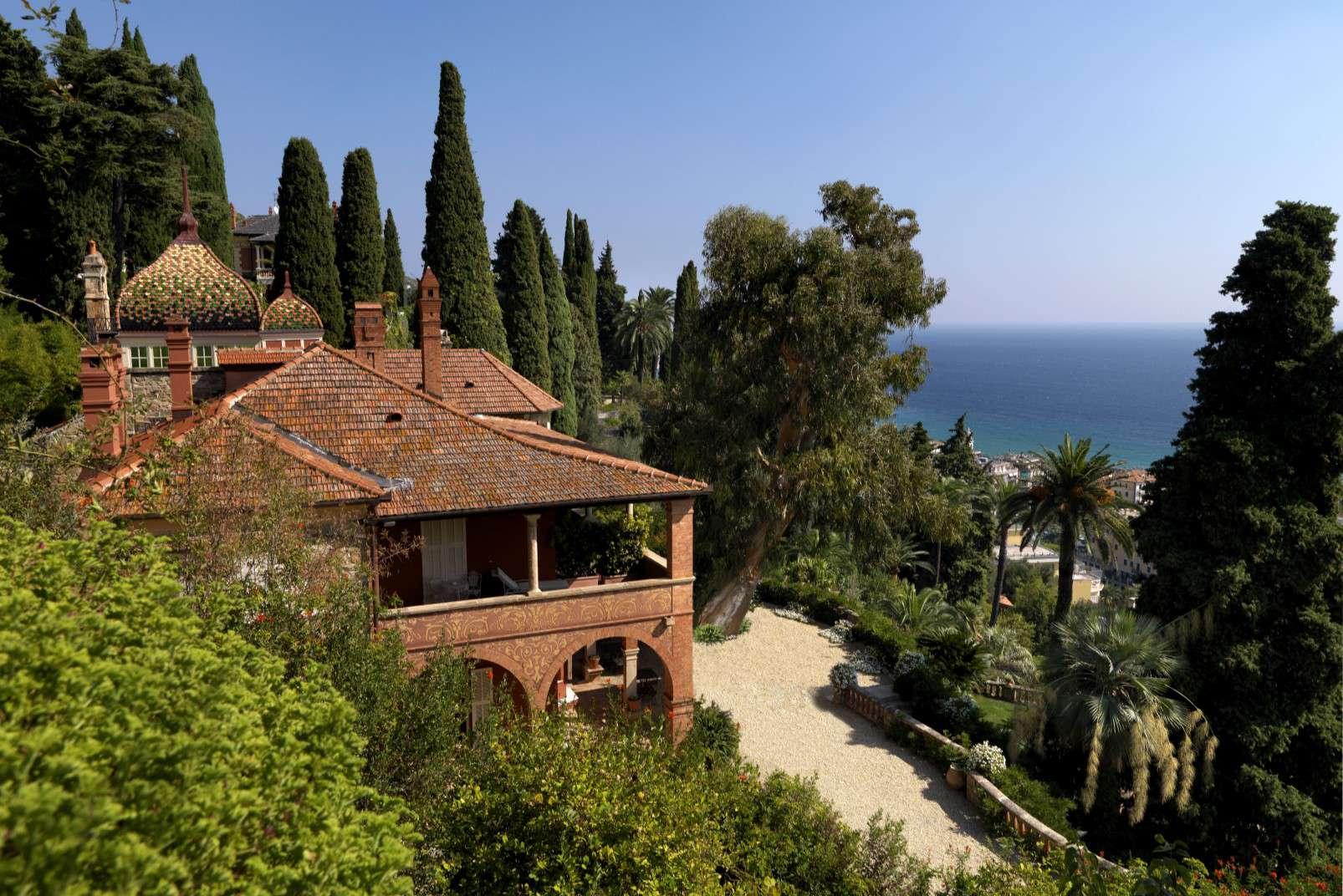 Villa Della Pergola, Alassio