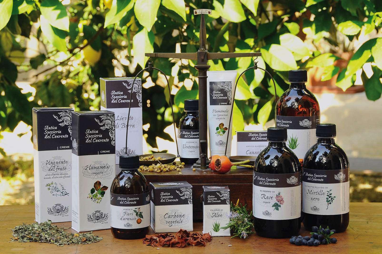 Antica Farmacia Erboristica Sant'Anna