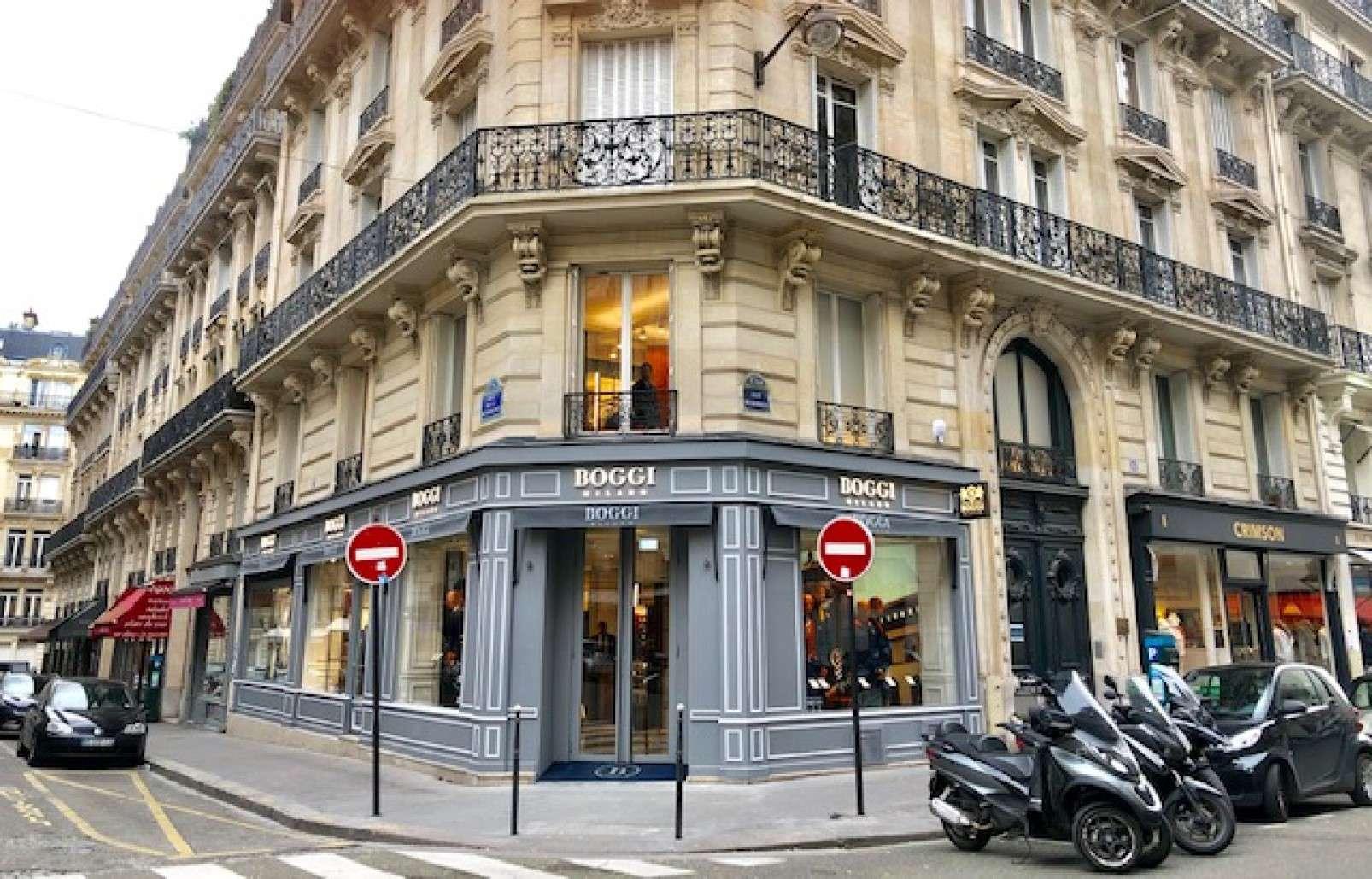 Boggi Milano - Paris rue Marbeuf