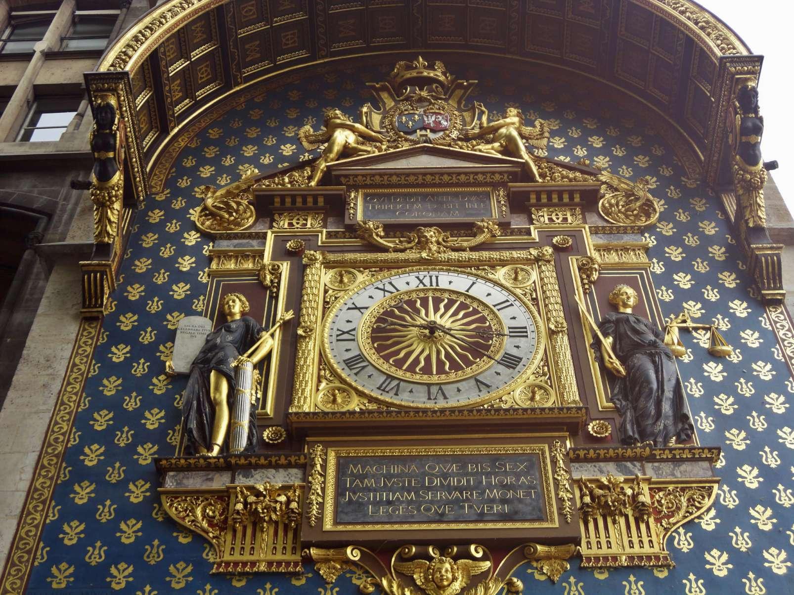 Conciergerie Clock - Paris