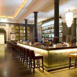 Die Bank restaurant Hamburg bar 2
