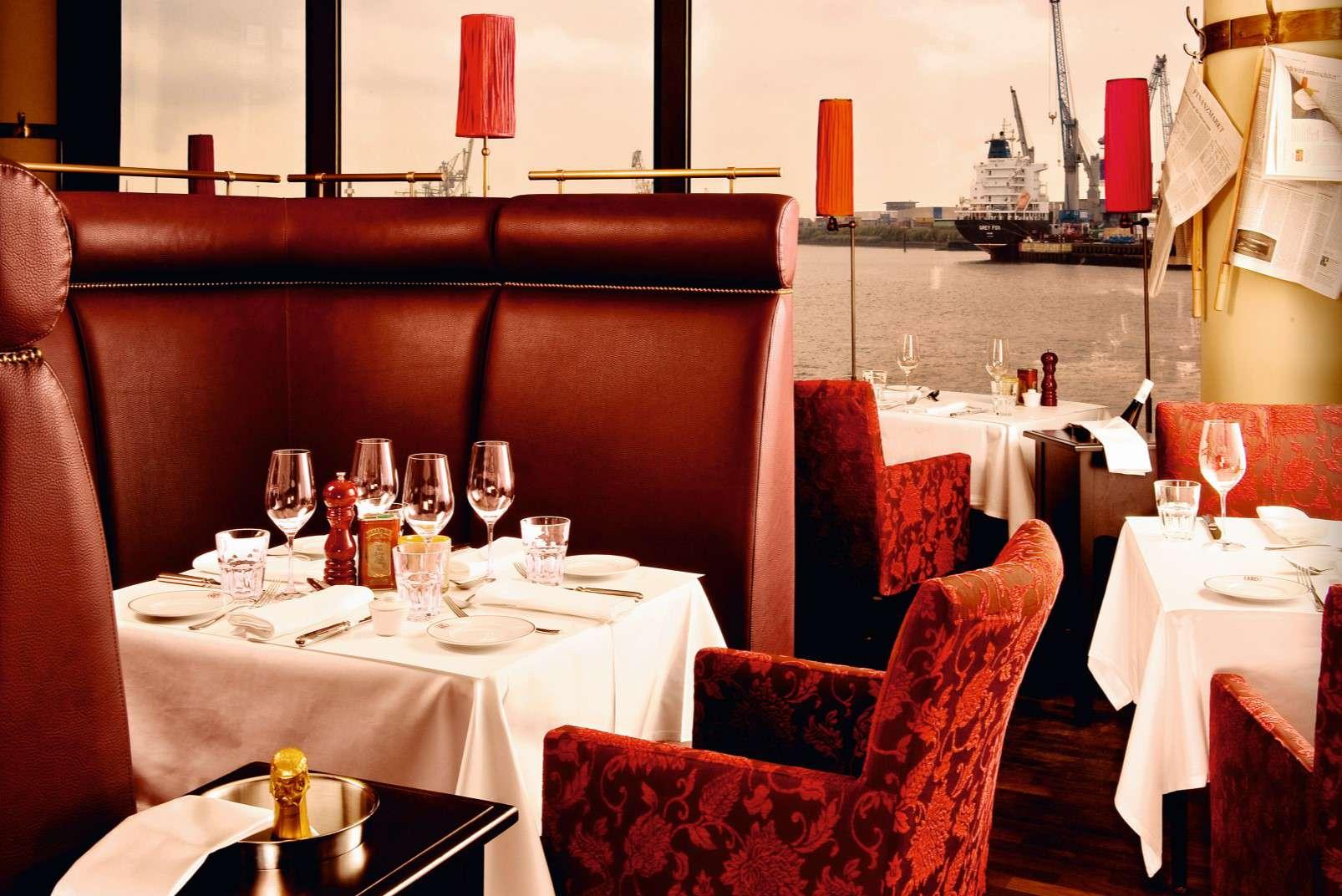 Carls Brasserie & Bistro Abendstimmung