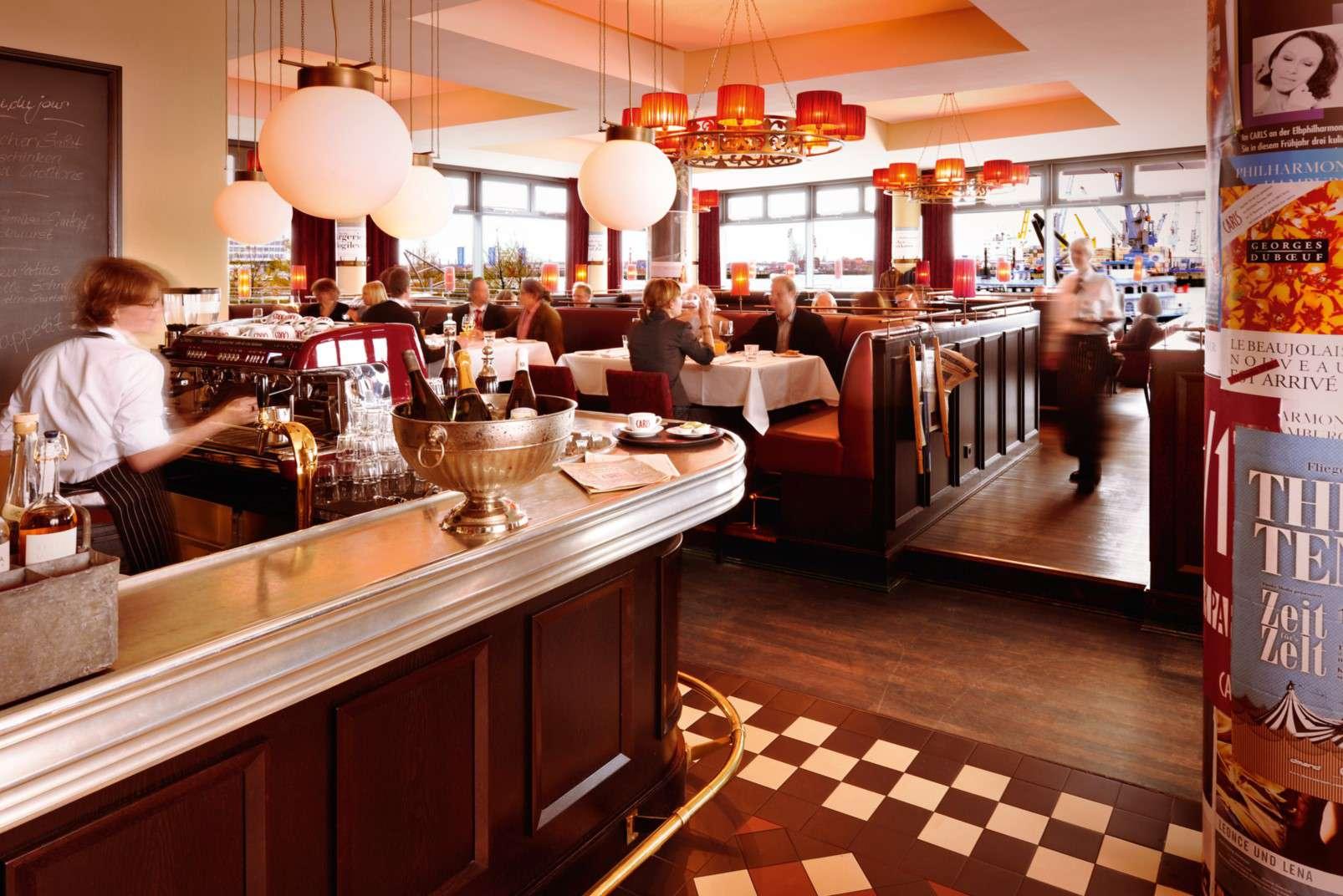 Carls Brasserie & Bistro Brasserie gesamt