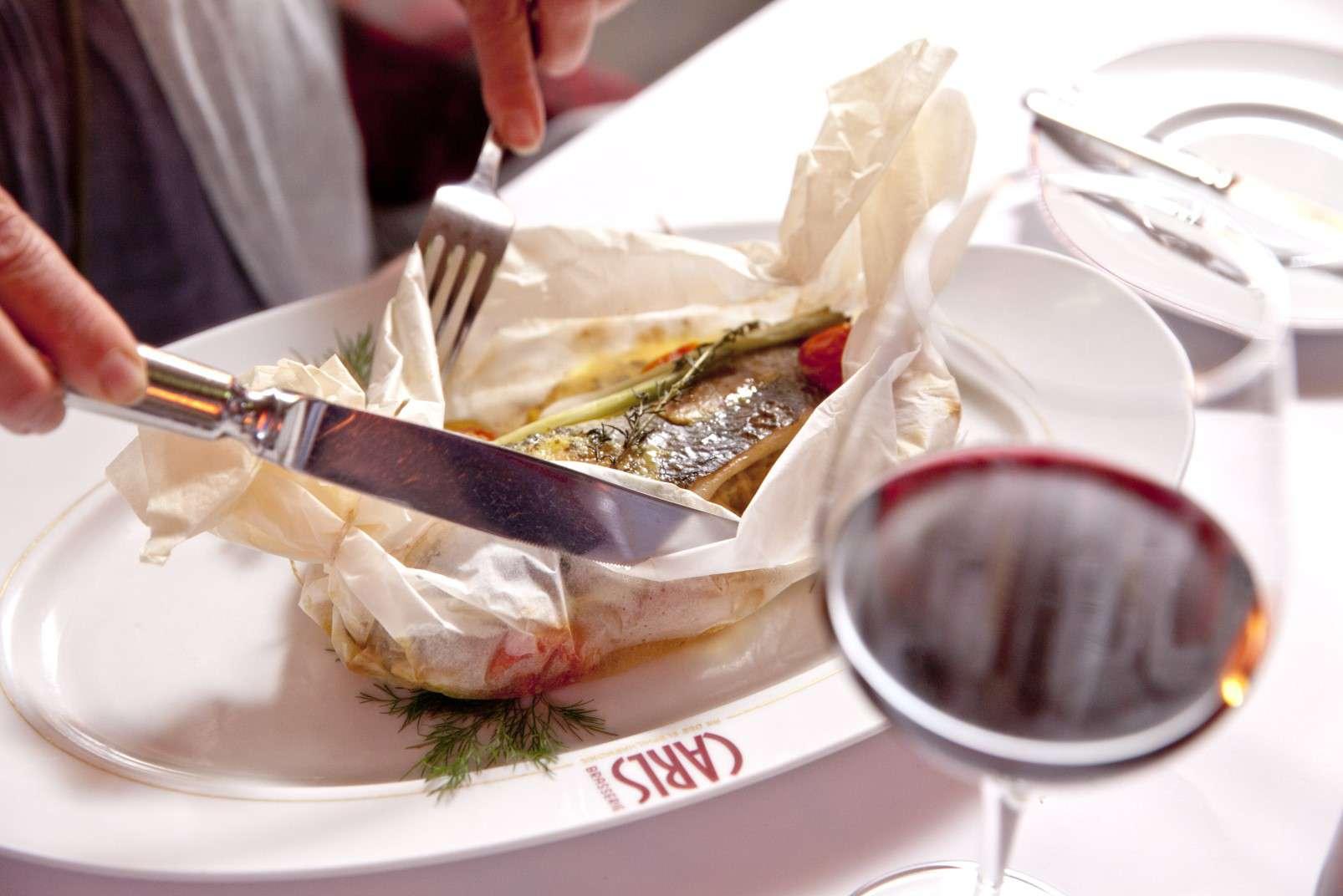 Carls Brasserie & Bistro Loup de Mer