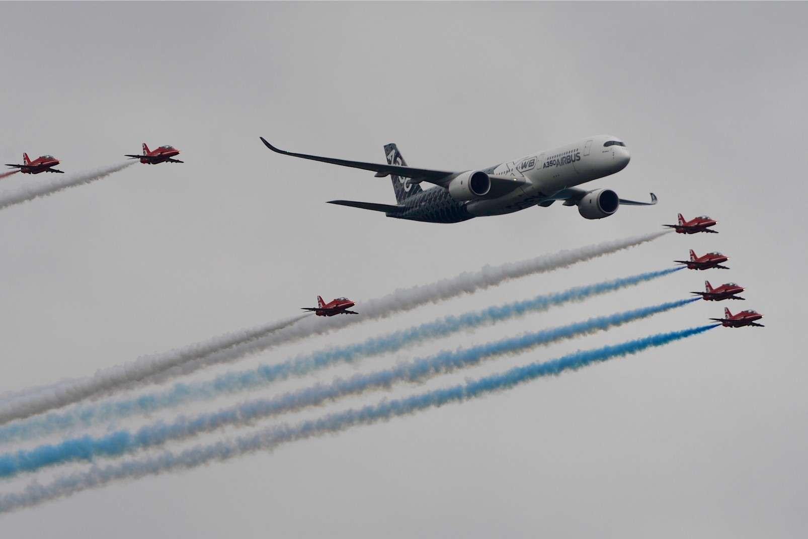 Farnborough International Airshow 16-22 July 2018