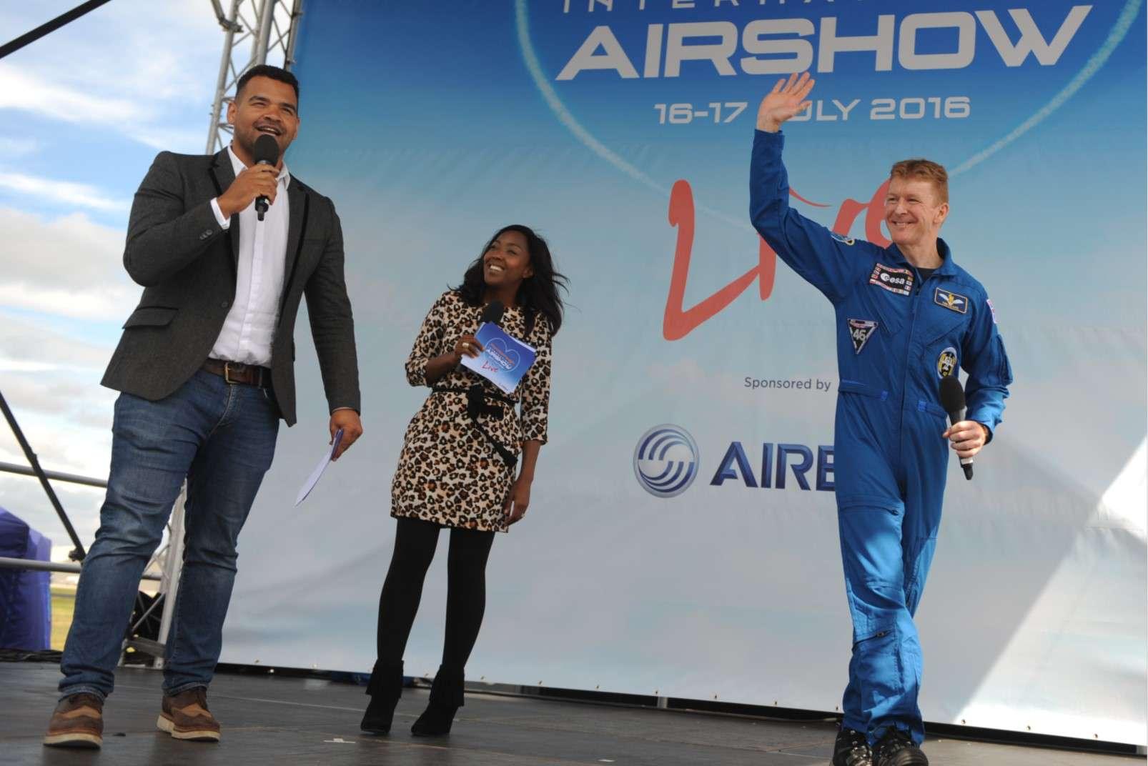 Farnborough International Airshow 16-22 July