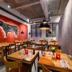 Meat Market Hamburg Räume-Gastraum dining room