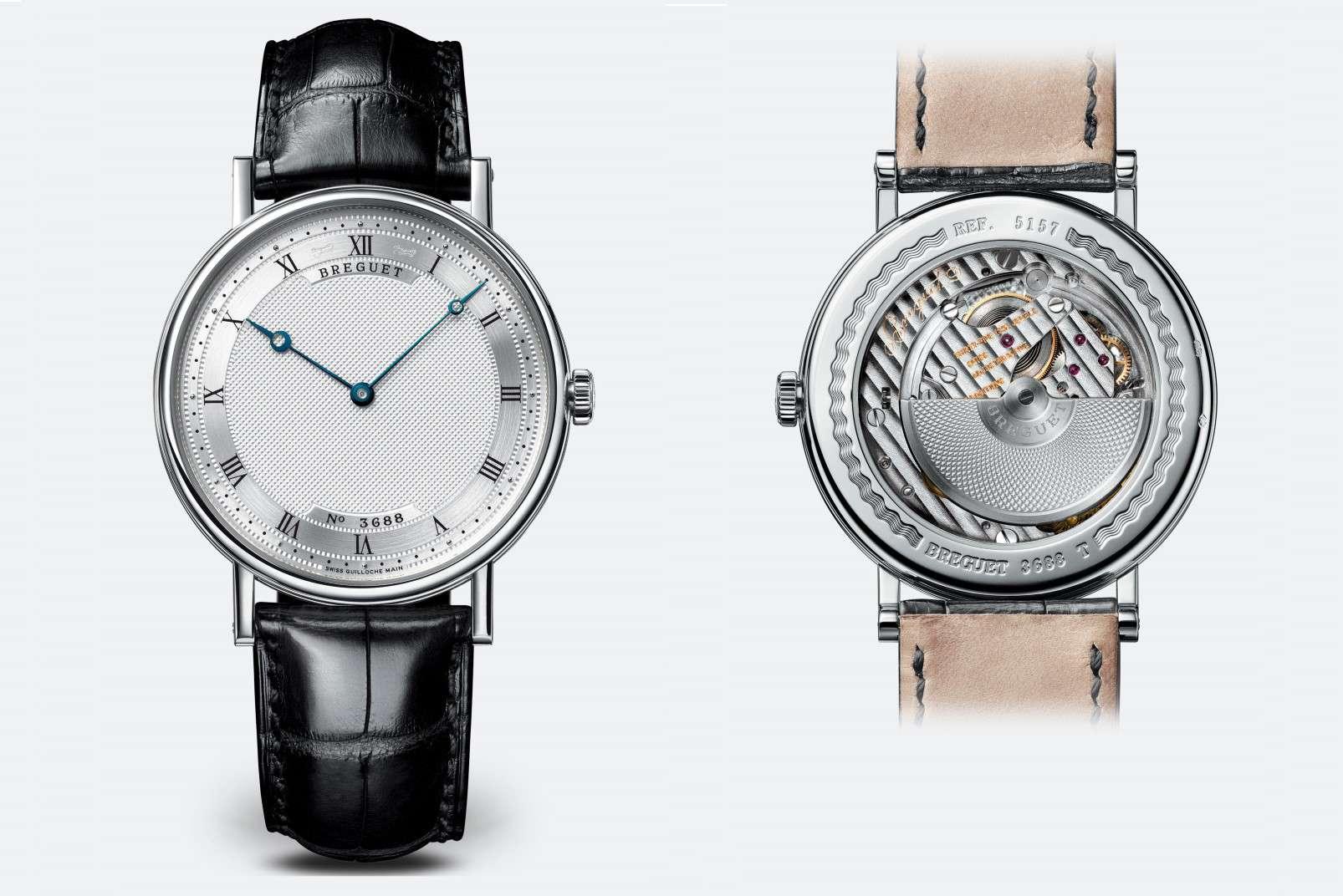 Breguet Classique 5157 dress watch