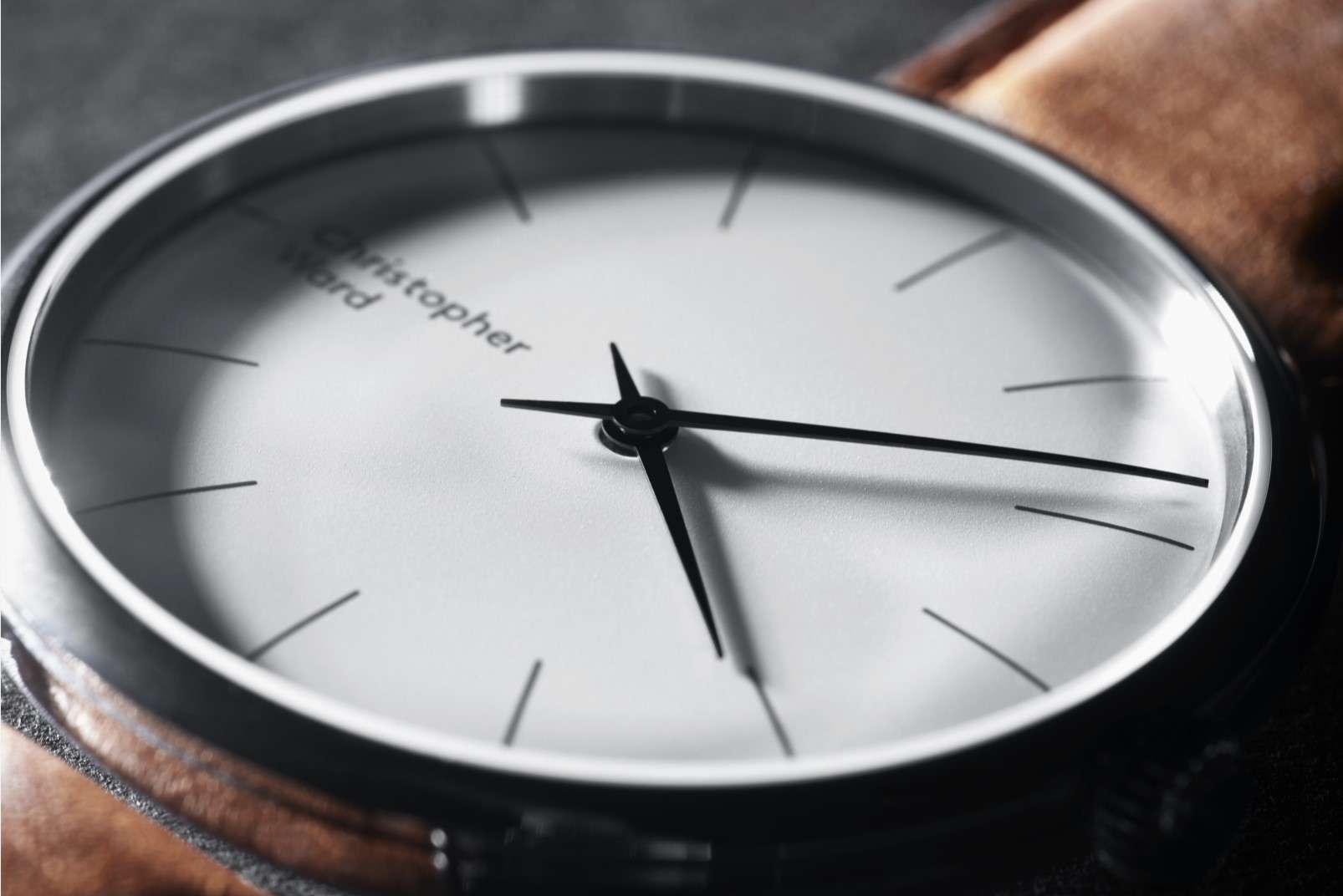 Christopher Ward C5 Malvern 595 dress watch