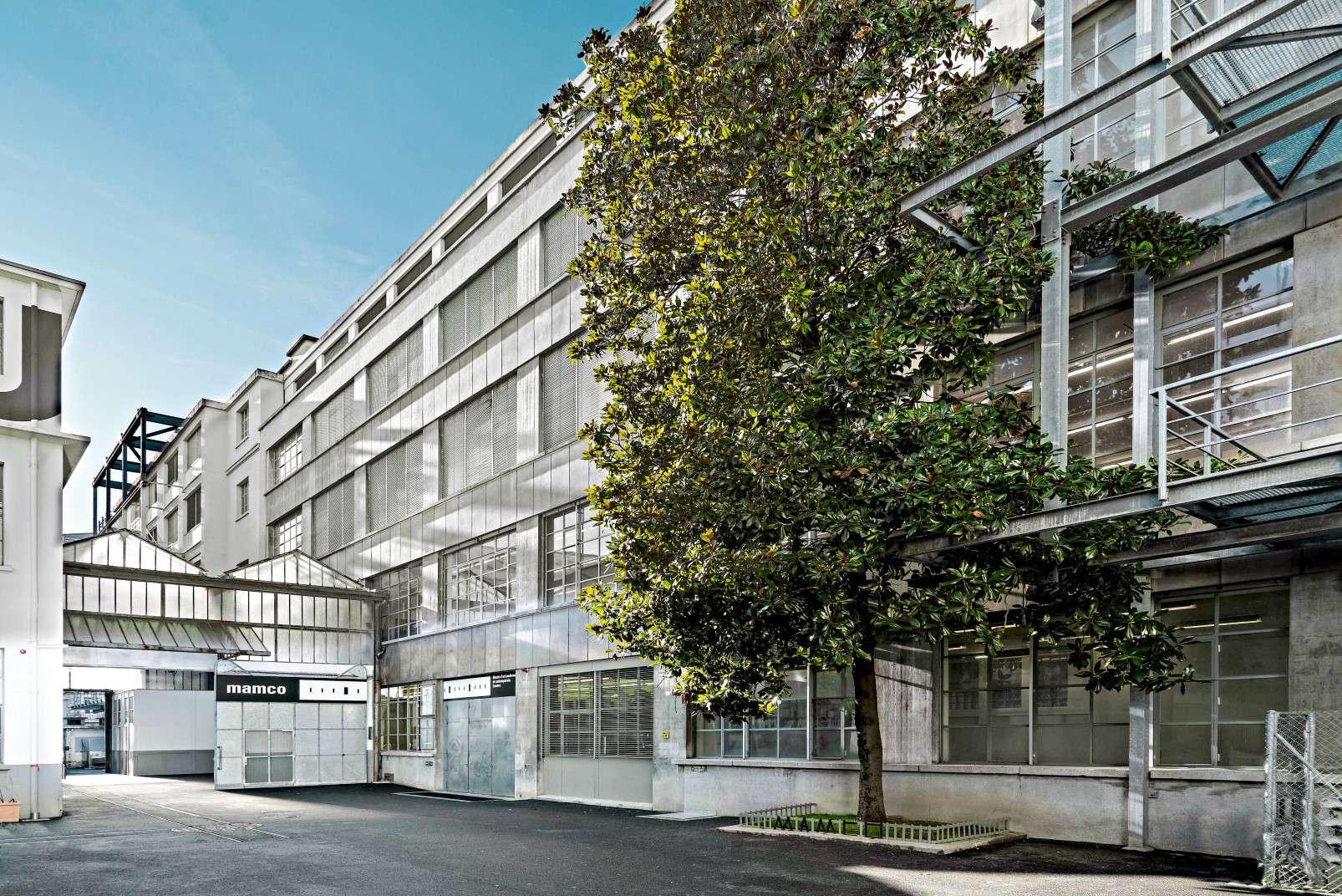 Geneva MAMCO building