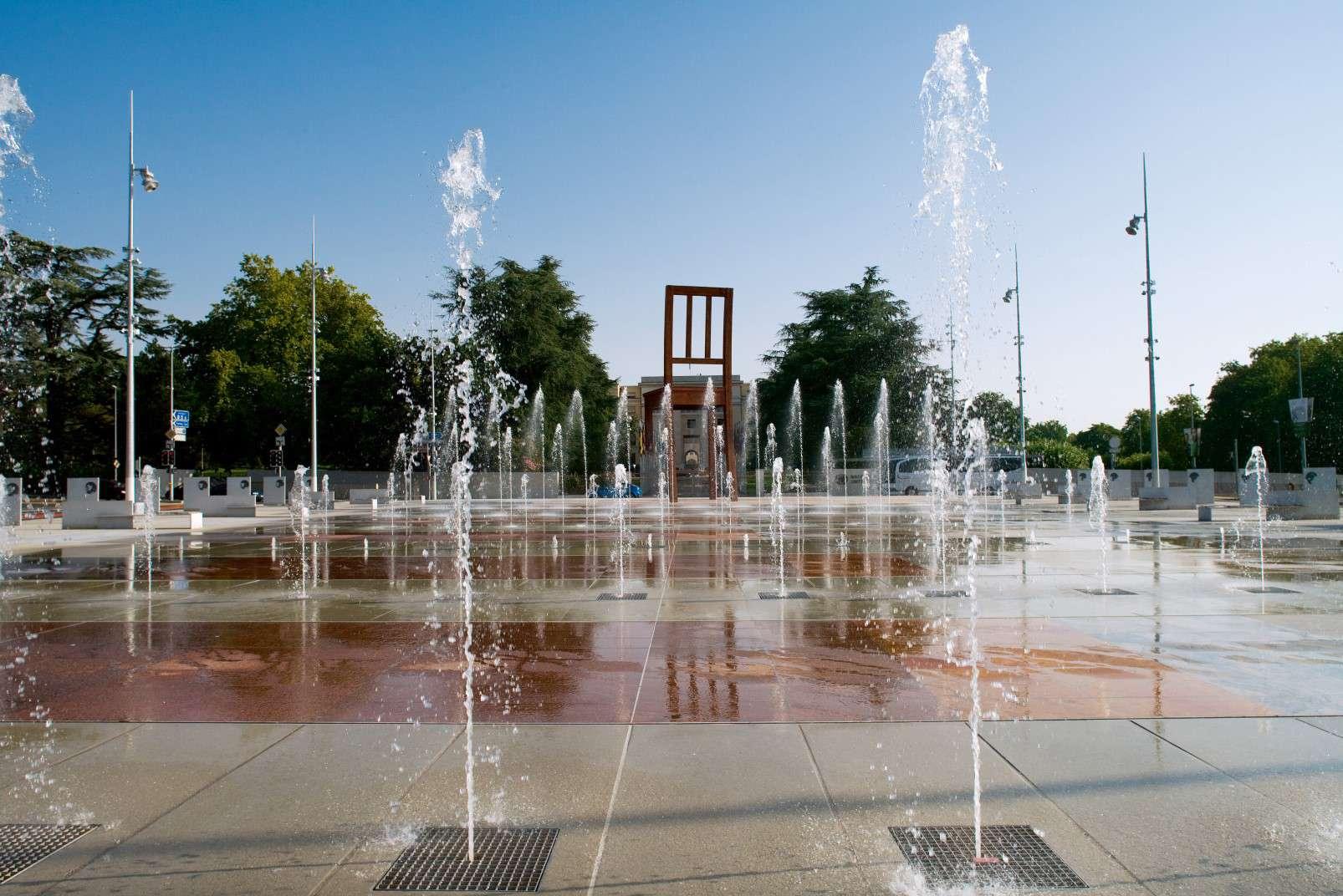 Geneva Place des Nations