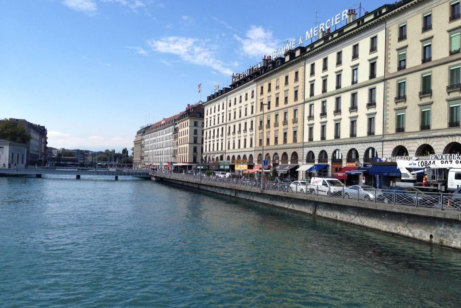 Geneva waterside