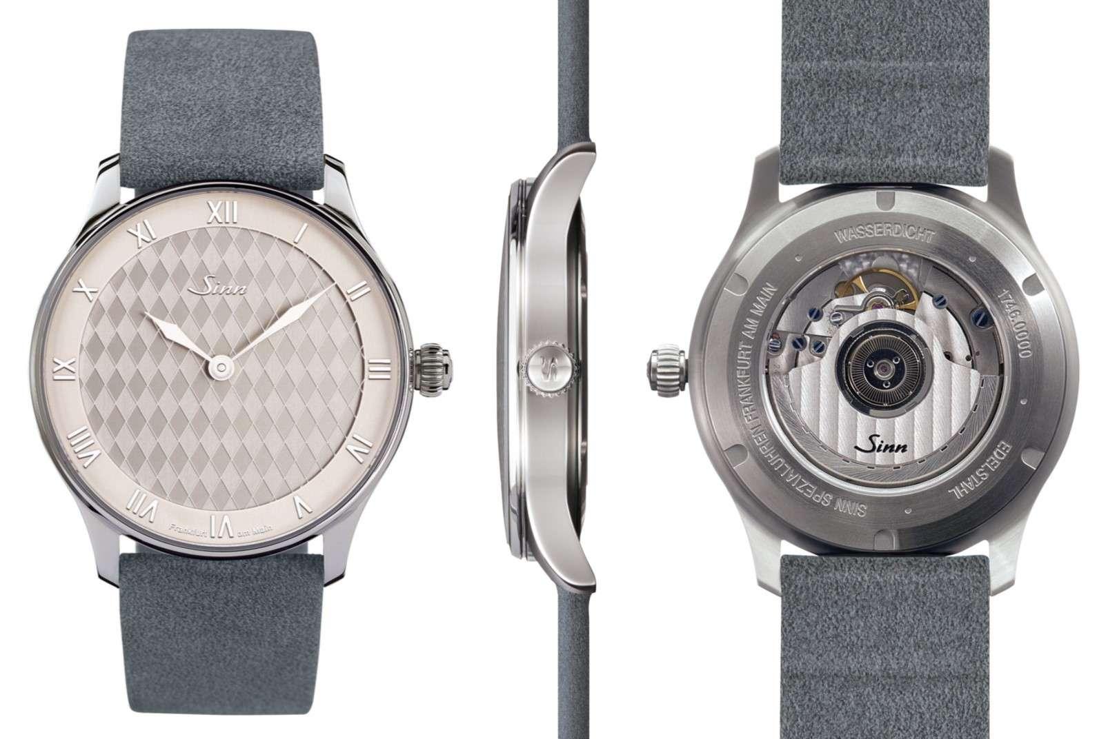 Sinn 1746 Heimat dress watch