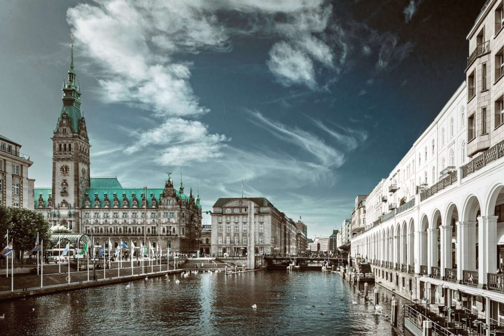 Rathaus City Hall Hamburg Gentleman S Chronicles
