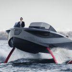 Foiler by Enata Marine - smart design - photo © Guillaume Plisson
