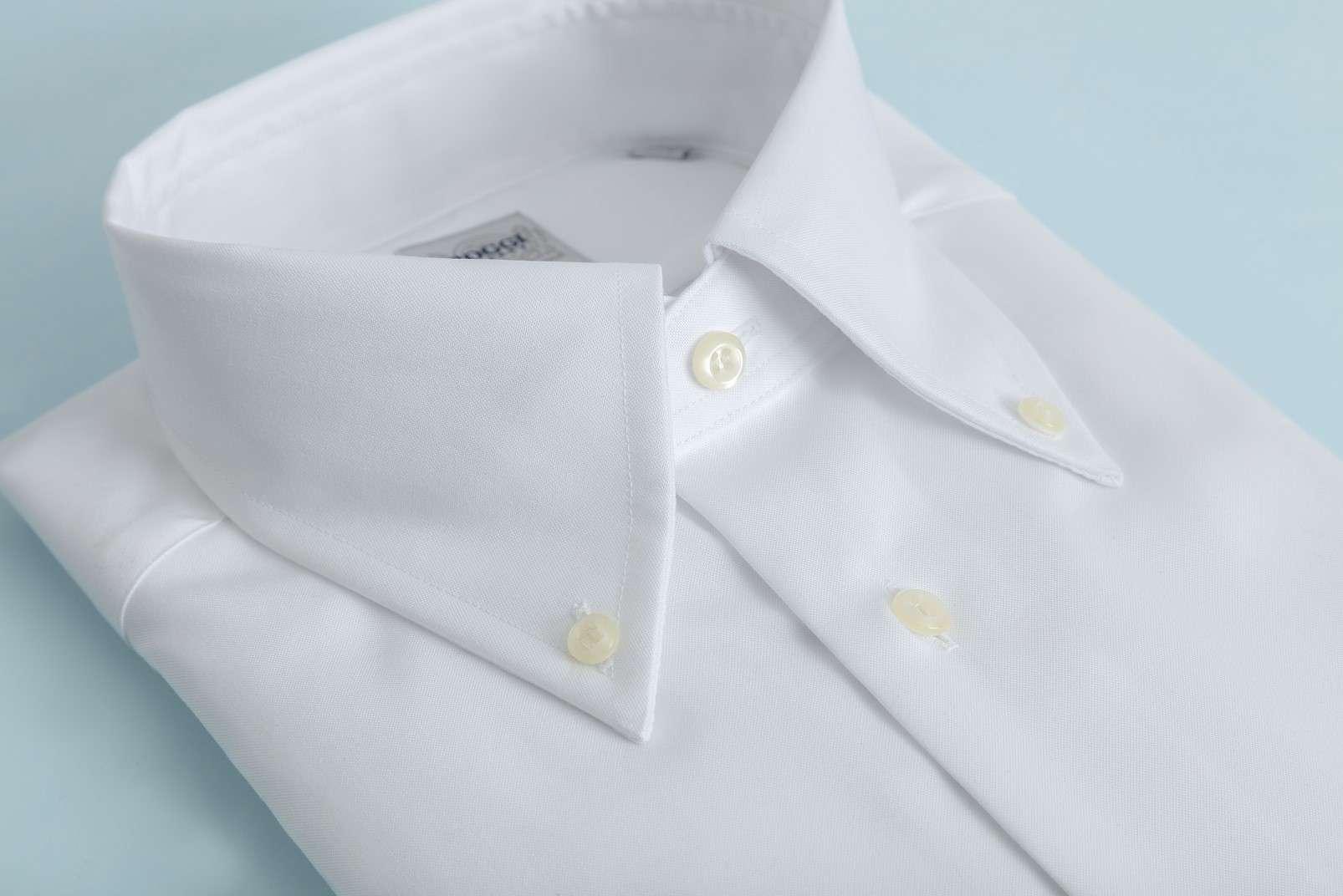 Boggi Milano shirt - Boston collar