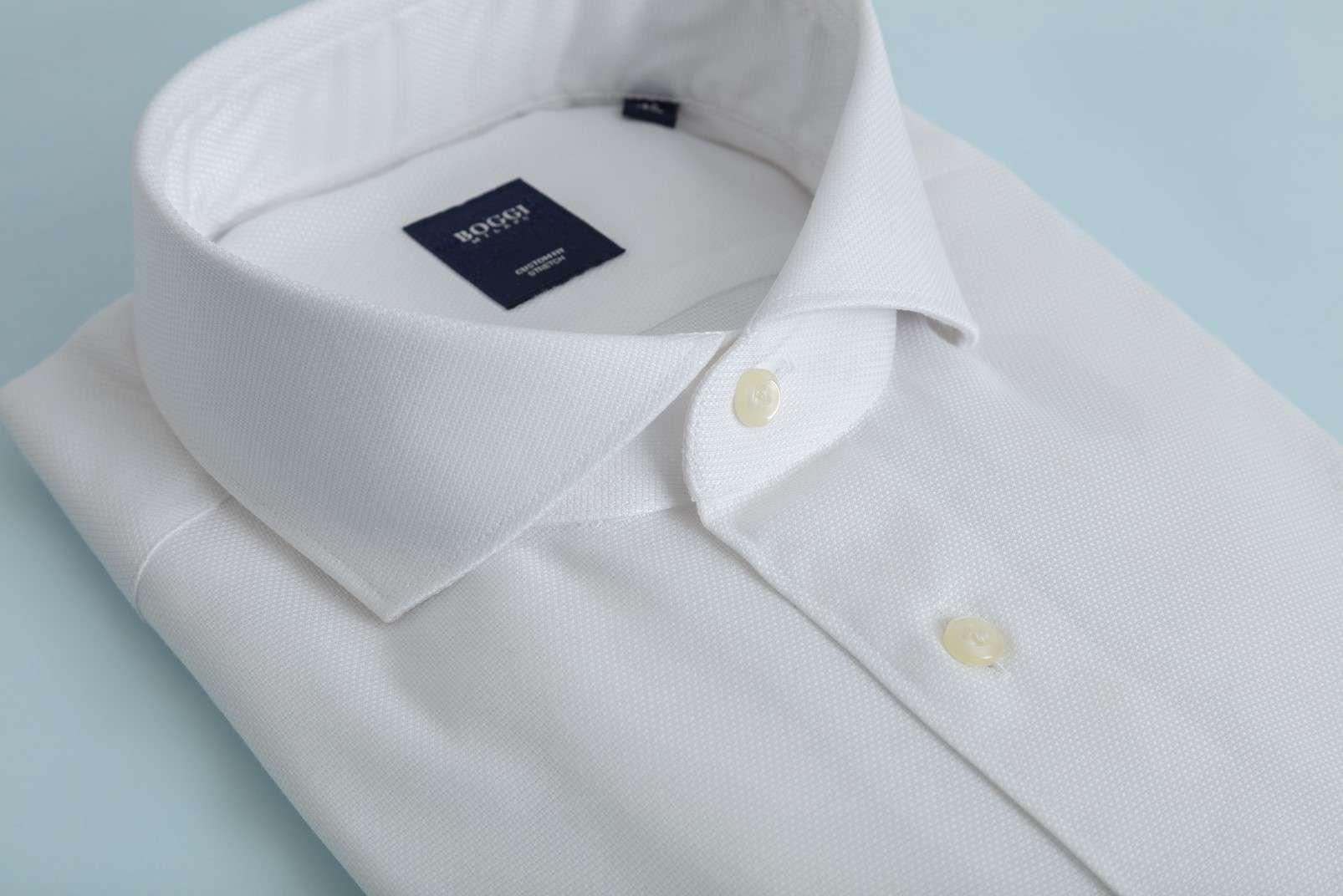 Boggi Milano shirt - Napoli collar