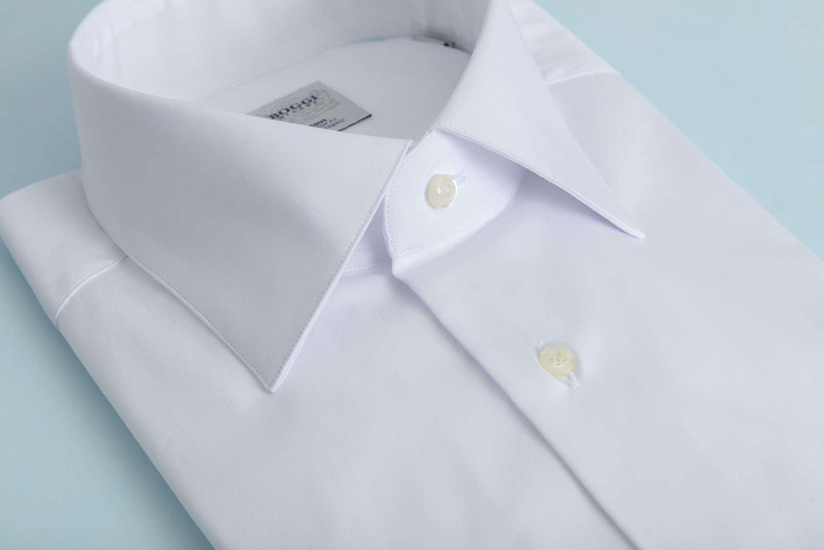 Boggi Milano shirt - New York collar