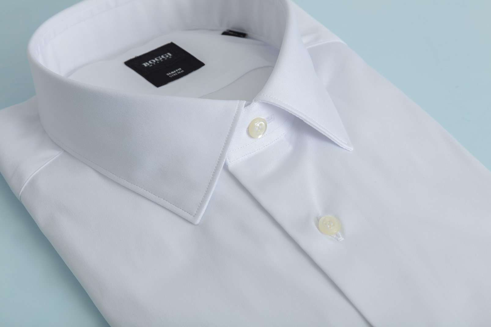 Boggi Milano shirt - Tokyo collar