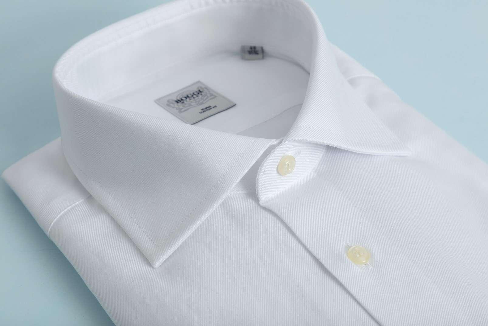 Boggi Milano shirt - Windsor collar