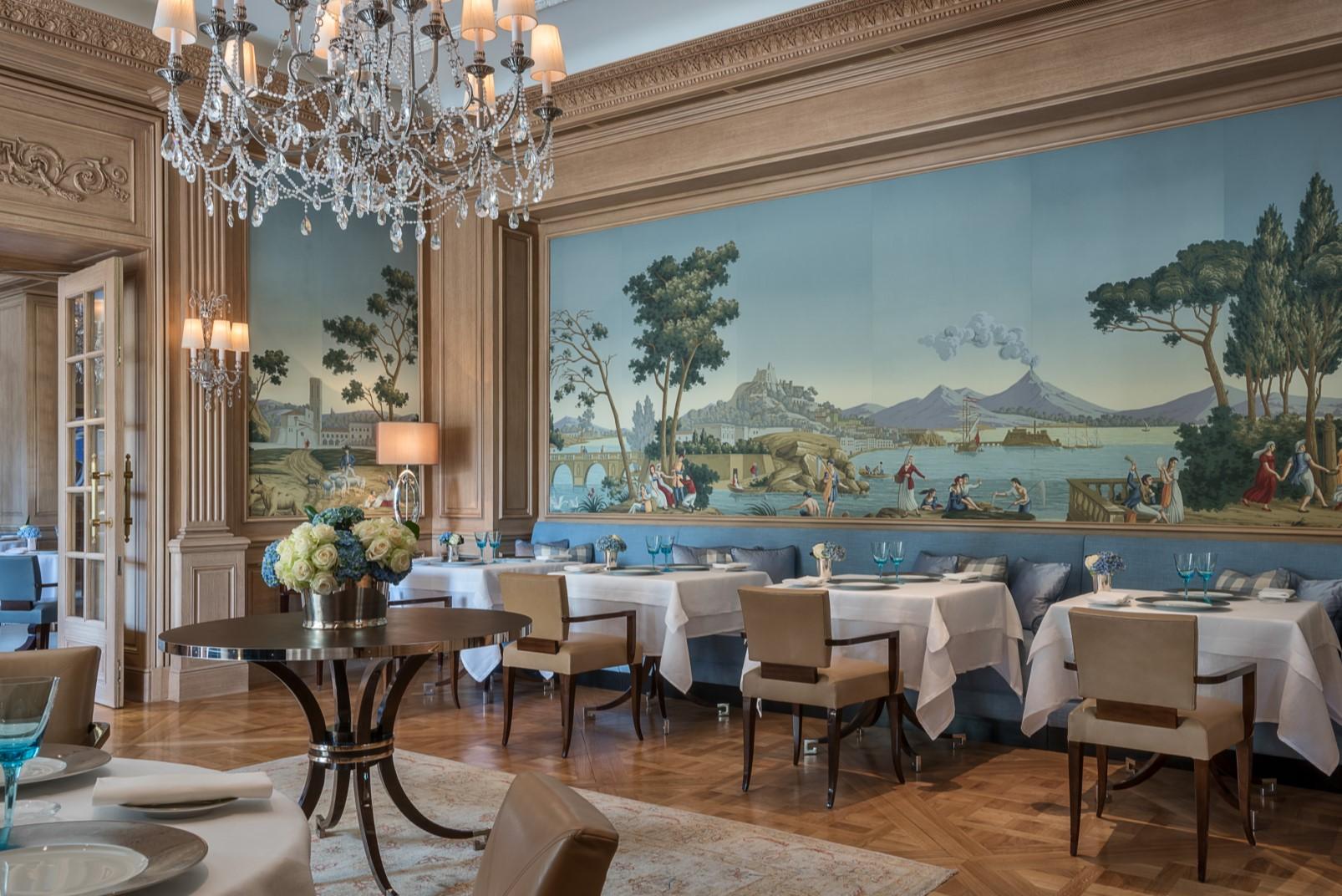 Il Lago restaurant