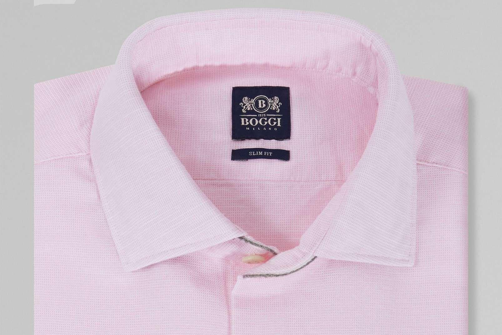 Shirt with Kent collar BO19P016201