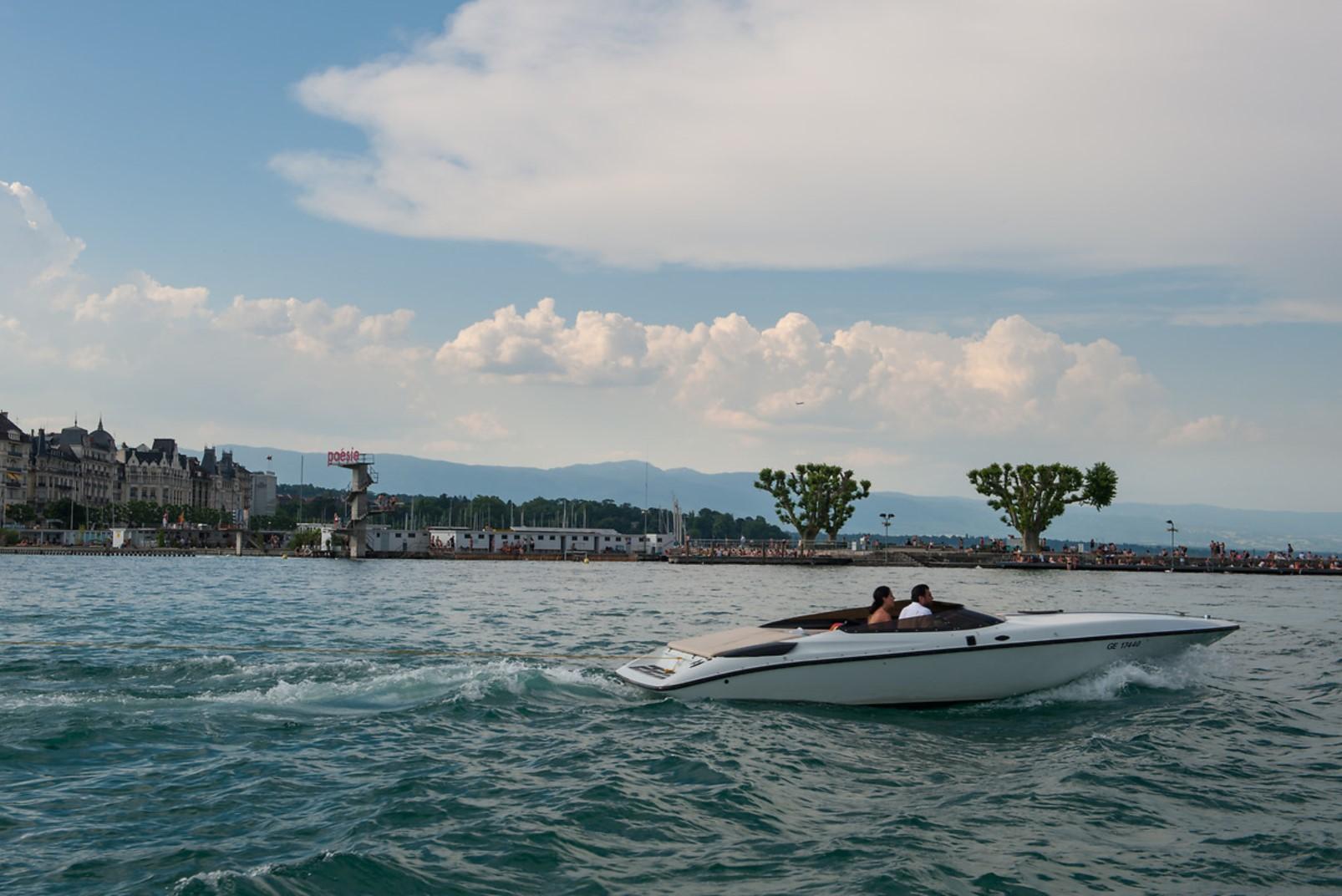 Bains des Paquis - Geneva