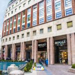 Boggi Milano flagship store in Piazza San Babila, Milan