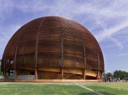 CERN - Globe - Geneve