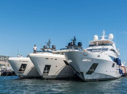 Cannes Yachting Festival - yachts in a wide range of sizes, up to 65 metres