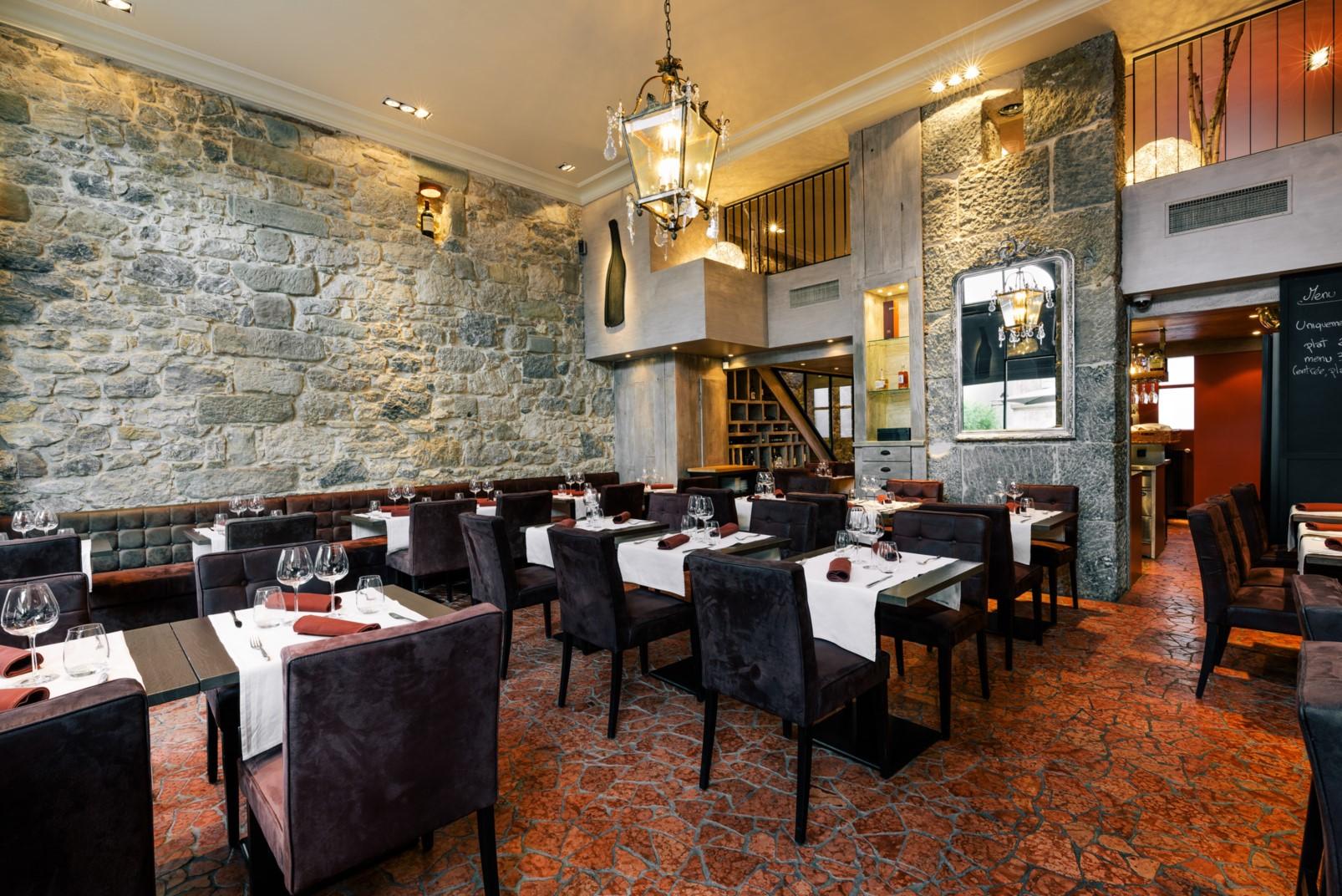 Le Flacon restaurant