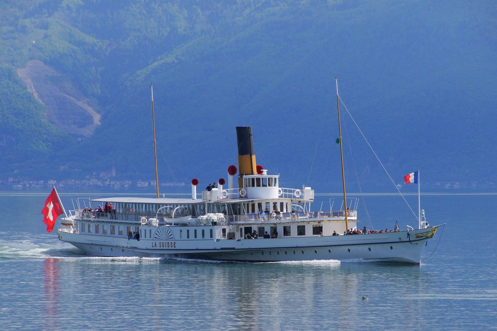 Belle Epoque cruises
