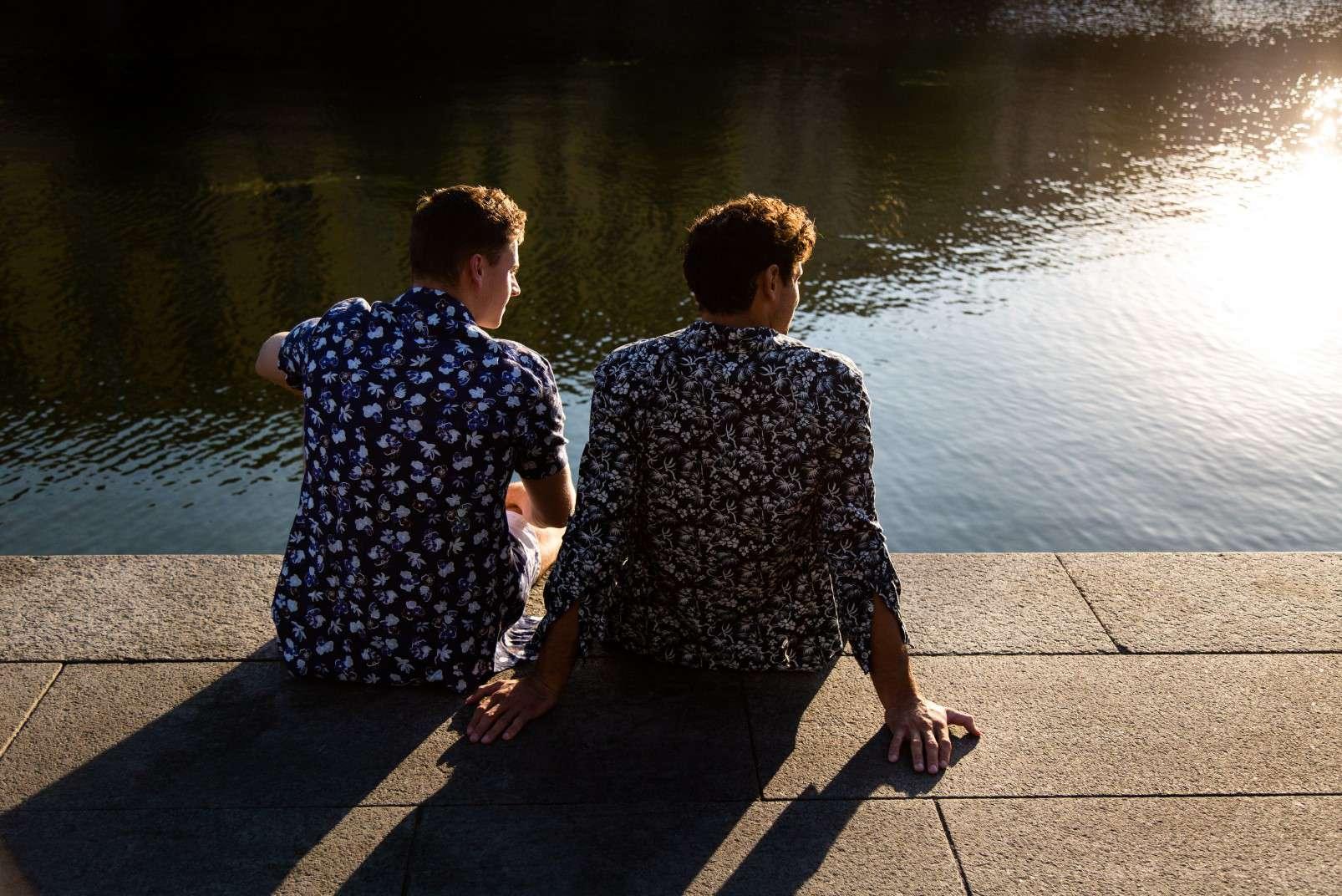 Floral shirts Boggi Milano
